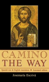 Camino - The Way: Spanish text & English translation: Annotated edition