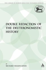 Double Redaction of the Deuteronomistic History