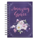 Amazing Grace, Spiral-bound Journal