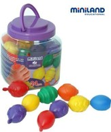Maxichain Interlocking Pieces (24 Pieces in a Jar)