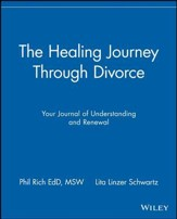 The Healing Journey Through Divorce: Your Journal of Understanding and Renewal - Slightly Imperfect