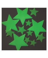 Maker Fun Factory VBS: Glow in the Dark Stars, 12 pk