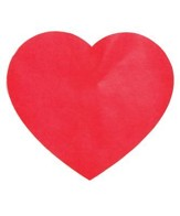 Paper Hearts (pkg. of 10)