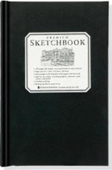 Small Premium Sketchbook