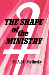 The Shape of the Ministry