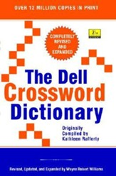 The Dell Crossword Dictionary