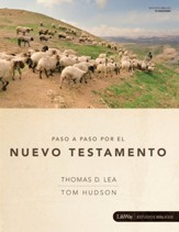 Paso a Paso por el Nuevo Testamento (Step by Step Through the New Testament, Member Book)