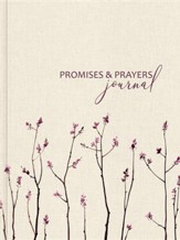 Promises and Prayers Journal