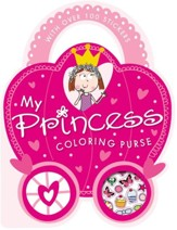 My Princess Coloring Purse