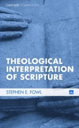 Theological Interpretation of Scripture #9