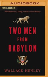 Two Men from Babylon, Unabridged Audiobook on MP3-CD