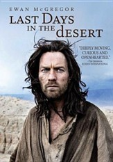 Last Days In The Desert, DVD