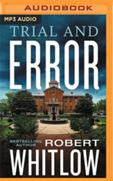 Trial and Error Unabridged Audiobook on CD