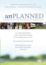 Unplanned: The Dramatic True Story of a Former Planned Parenthood Leaders' Eye-Opening Journey - DVD