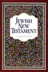 The Jewish New Testament, Hardcover