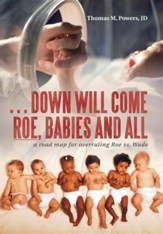 . . . Down Will Come Roe, Babies and All: A Road Map for Overruling Roe vs. Wade