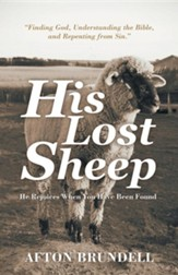 His Lost Sheep: He Rejoices When You Have Been Found