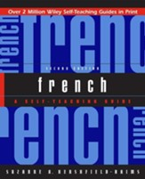 French: A Self-Teaching Guide, Edition 0002