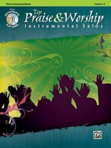 Top Praise & Worship Instrumental Solos (Piano Accompaniment)