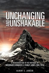 Unchanging and Unshakable