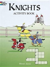 Knights Activity Book