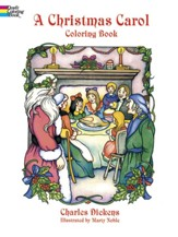 A Christmas Carol Coloring Book