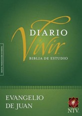 Biblia de estudio del diario vivir NTV: Evangelio de Juan  (NTV Life Application Study Bible: Gospel of John)