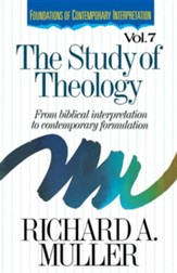 The Study of Theology: From Biblical Interpretation to Contemporary Formulation