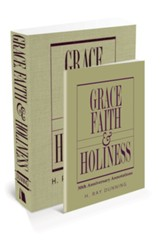 Grace, Faith and Holiness, 30th Anniversary Annotations