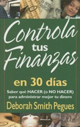 Controla tus finanzas en 30 dias, 30 Days to Taming Your Finances