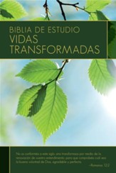 RVR 1960 Vida Transformada Bible de Estudio con Indice (Transformation Study Bible with Index)
