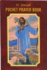 Saint Joseph Pocket Prayer Book