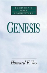 Genesis, Everyman's Bible Commentary  - Slightly Imperfect