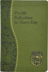 Pro-Life Reflection for Every Day, Green Vinyl