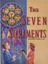 The Seven Sacraments - 10 pack