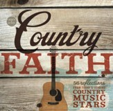 Once-A-Day Country Faith Devotional: 56 Reflections from Today's Leading Country Music Stars - Slightly Imperfect