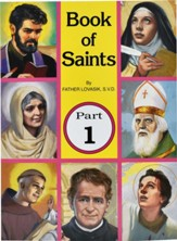 Book of Saints, Part 1