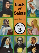 Book of Saints, Part 3