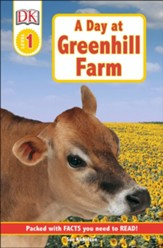 Eyewitness Readers, Level 1: A Day At Greenhill Farm
