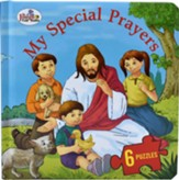 My Special Prayers, St. Joseph Beginner Puzzle Book