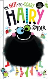 The Not So Scary Hairy Spider -board book