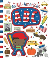 Board Book an All-American ABC