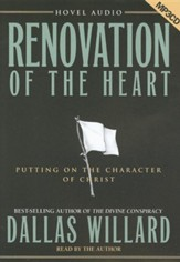 Renovation of the Heart - Audiobook on MP3