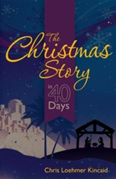 The Christmas Story in 40 Days, Paper