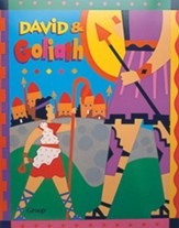 HOBC Bible Big Book: David and Goliath