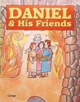 HOBC Bible Big Book: Daniel and His Friends