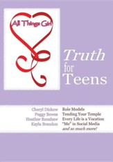 All Things Girl: Truth for Teens, Paper