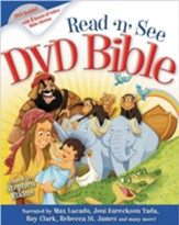 Read 'n' See DVD Bible, Book and DVD