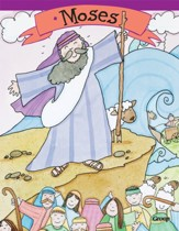 HOBC Bible Big Book: Moses