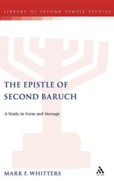 Epistle of Second Baruch